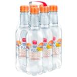 REWE Beste Wahl Wasser Pfirsich-Mango 6x1l