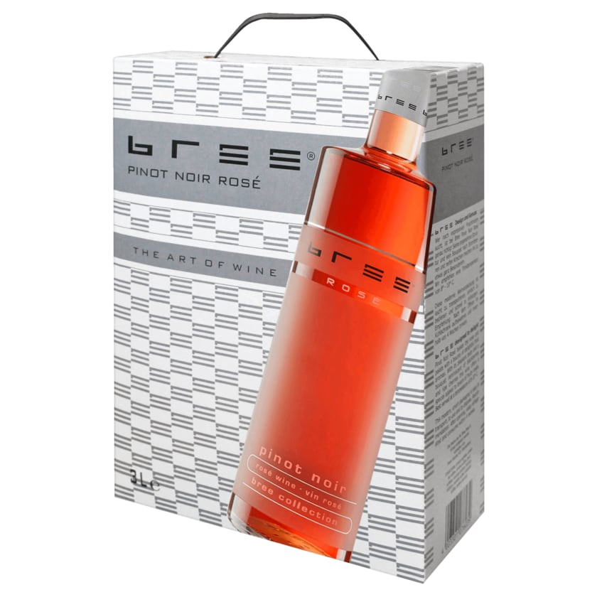 Bree Rosé Pinot Noir QbA feinherb 3l