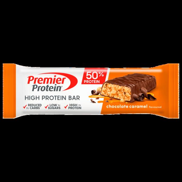 Premier Protein Riegel Chocolate Caramel 40g