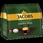 Jacobs Crema kräftig 105g, 16 Pads
