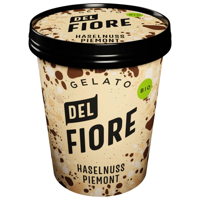 Del Fiore Gelato Bio Haselnuss Piemont 150ml