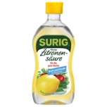 Surig Zitronensäure 390ml