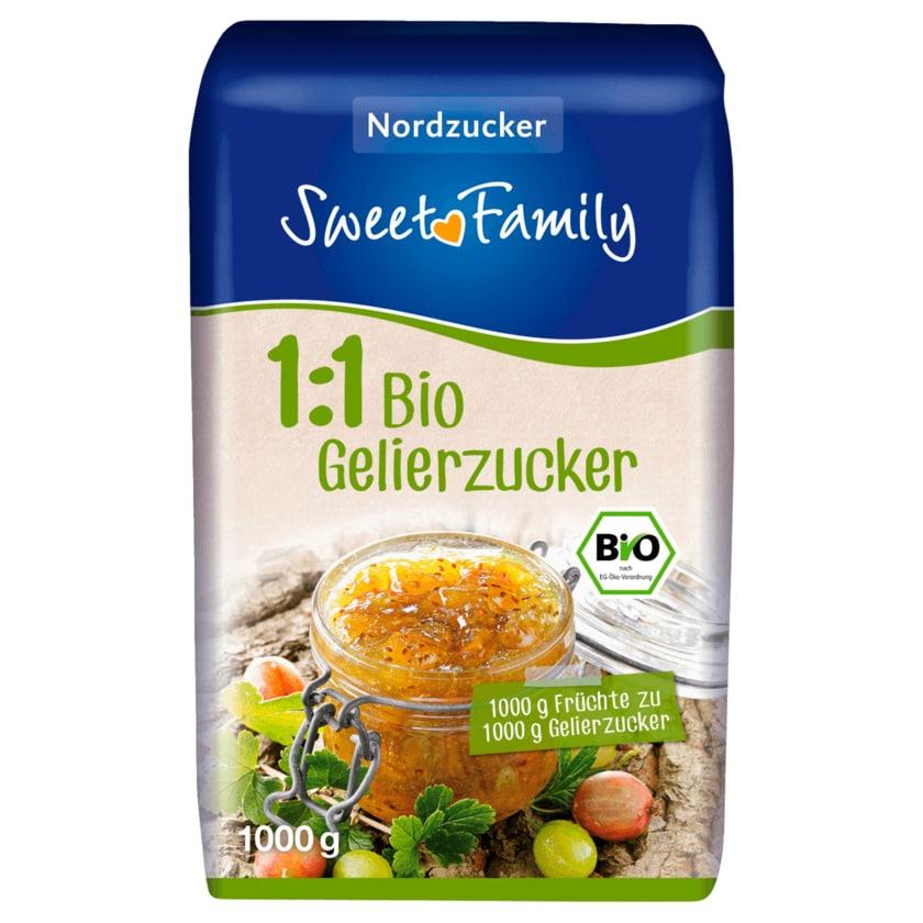 Sweet Family Bio-Gelierzucker 1:1 1000g