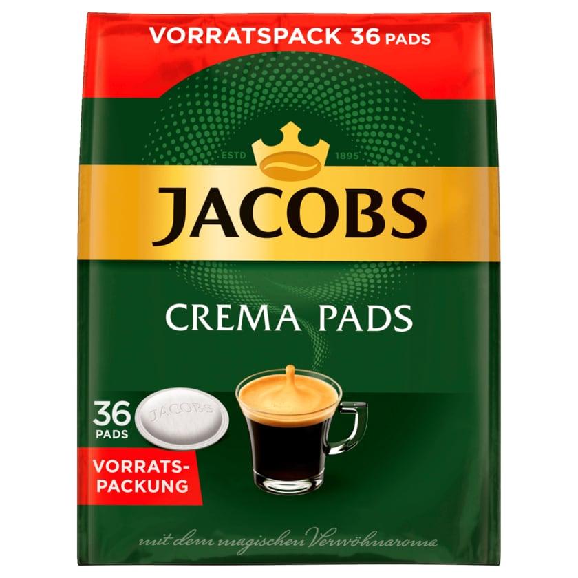 Jacobs Kaffeepads Senseo Crema 237g, 36 Pads