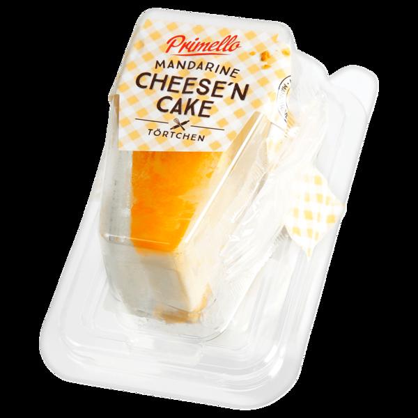 Primello Cheese and Cake Mandarine 80g