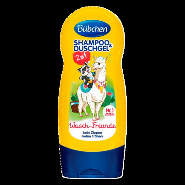 Bübchen Shampoo & Shower Plansch Safari 230ml