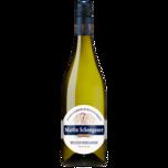 Martin Schongauer Weißwein Weißer Burgunder QbA trocken 0,75l