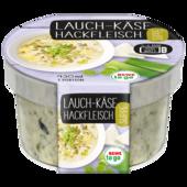 REWE to go Lauch-Käse Hackfleisch Suppe 430ml