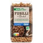 REWE Bio Fusilli Dinkel Urkorn-Pasta 500g