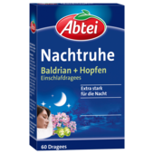 Abtei Nachtruhe Baldrian und Hopfen 60 Stück