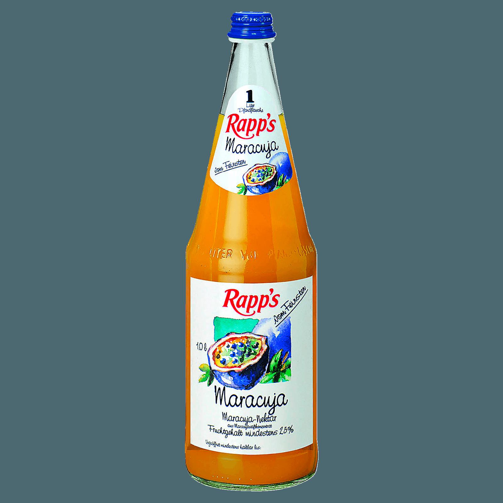 Rapp\'s Maracuja 1l bei REWE online bestellen! REWE.de