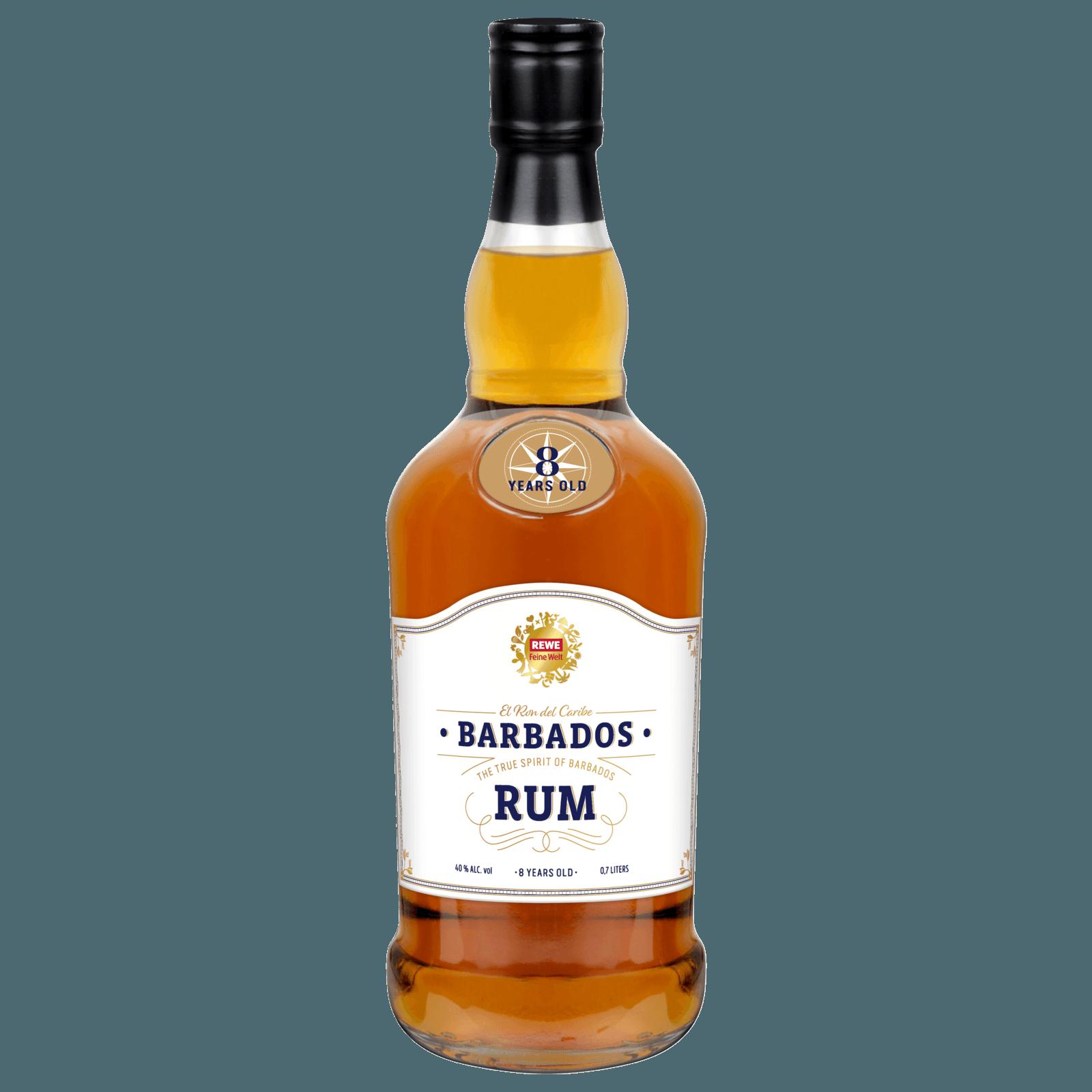 REWE Feine Welt Barbados Rum 0,7l