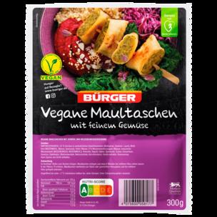 Bürger vegane Maultaschen 300g