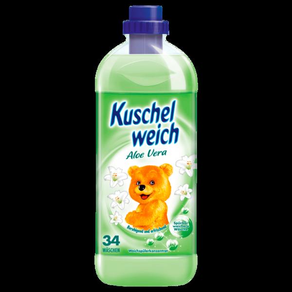 Kuschelweich Aloe Vera 1 l - 34WL