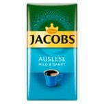 Jacobs Filterkaffee Auslese Mild und Sanft 500g