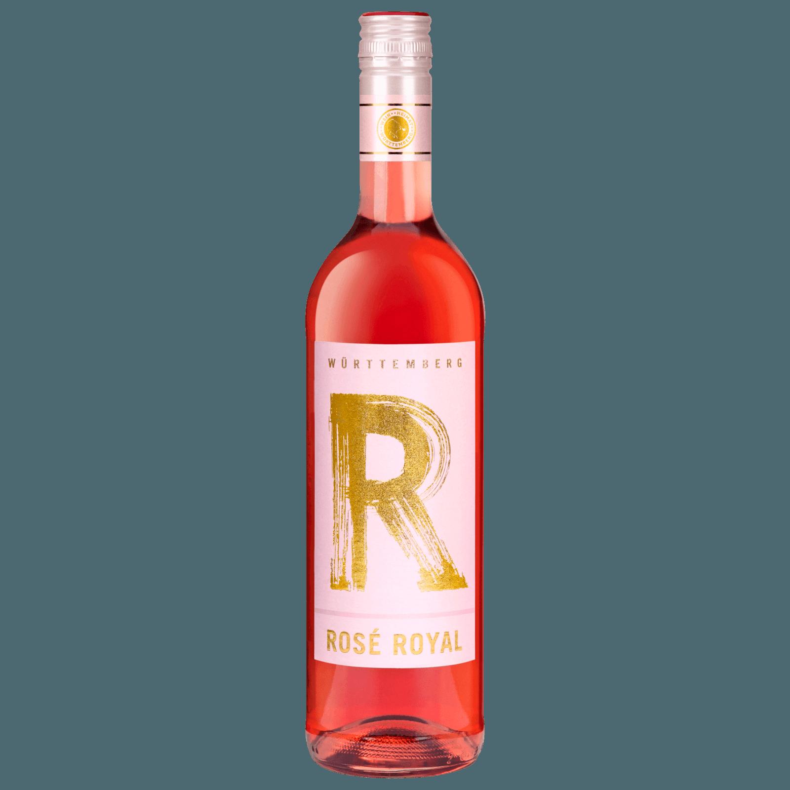 Württemberger Rosé Royal 0,75l