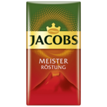 Jacobs Meisterröstung Kaffee gemahlen 500g