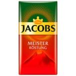 Jacobs Filterkaffee Meisterröstung, 500g