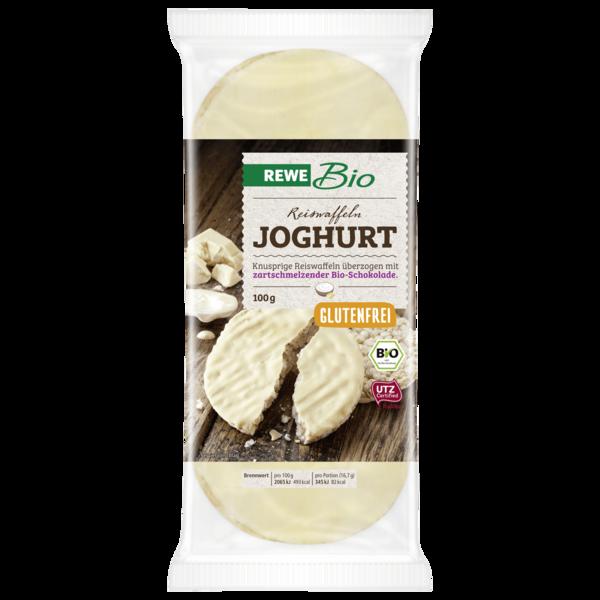 Reiswaffeln Mit Joghurt