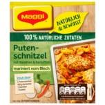 Maggi Fix Natürlich & Bewusst Putenschnitzel mit Karotten & Kartoffeln 27g
