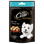 Cesar Hundefutter Mini-Joys mit Käse und Rind 100g