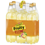 Schweppes Fruity Citrus & Orange 6x1l