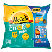 McCain Emoti Potato 450g