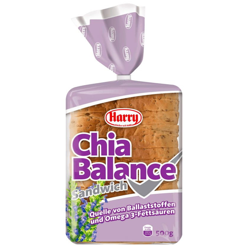 Harry Chia Balance Sandwich 500g