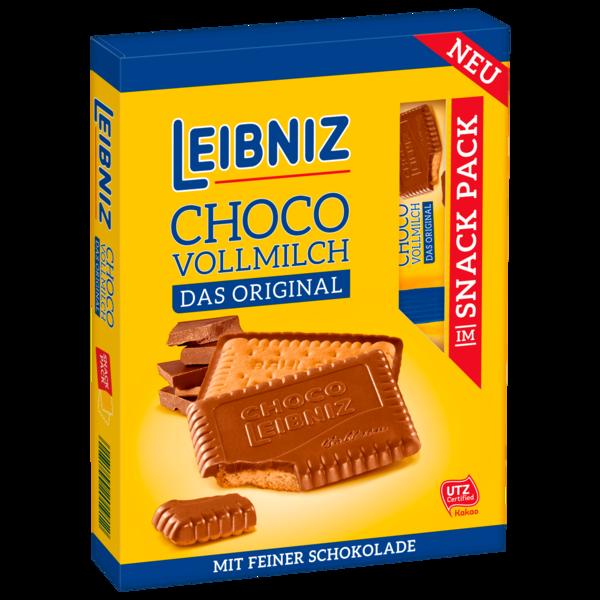 Leibniz Choco Vollmich im Snack Pack 110g