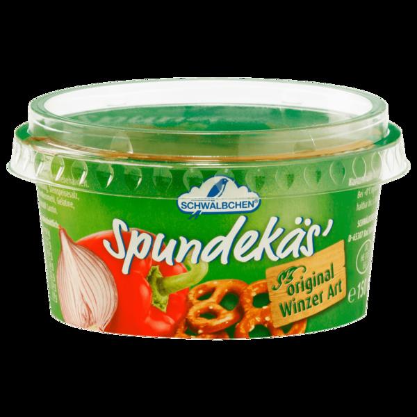 Schwälbchen Spundekäs 27% 150g