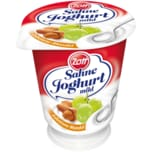 Zott Sahne Joghurt mild Zabaione-Mandel 150g