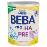 Nestlé Beba Anfangsnahrung Pro Ha Pre 800g
