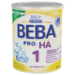 Nestlé Beba Pro Ha 1 Anfangsnahrung Hypoallergen Pulver 800g