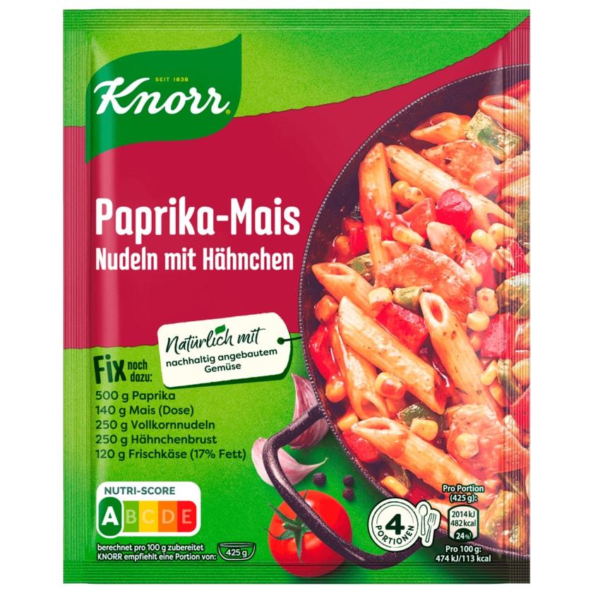 Knorr Fix Paprika-Mais Nudeln mit Hähnchen 42g