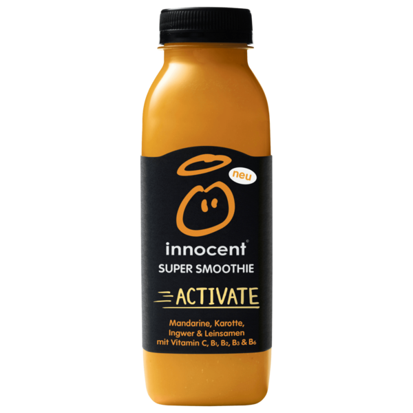 Innocent Super Smoothie Activate 360ml