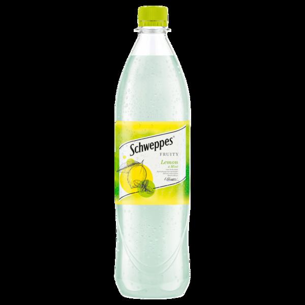 Schweppes Fruity Lemon&Mint 1l