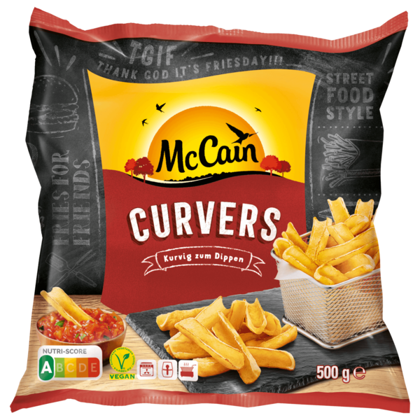 Mc Cain Pommes