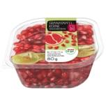 REWE to go Granatapfelkerne mit Gabel 80g