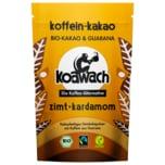 Koawach Bio Koffein-Kakao Zimt + Kardamom 100g