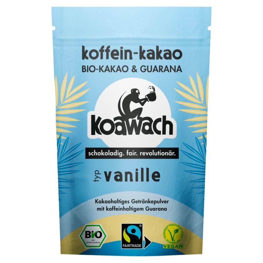 Koawach Bio Koffein-Kakao Vanille 100g