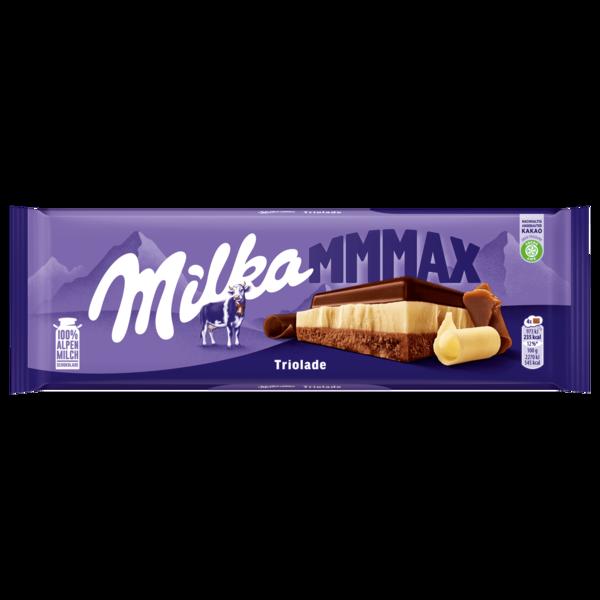 Milka Tafel Triolade 280g