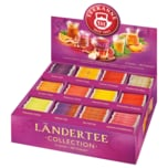 Teekanne Ländertee-Collection Box 383g, 180 Beutel