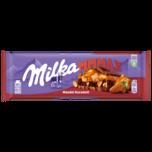 Milka Tafel Mandel Caramel 300g