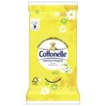 Cottonelle feuchte Toilettentücher Natürlich Pflegend 12 Tücher
