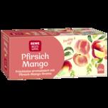 REWE Beste Wahl Pfirsich-Mango Tee 20 Beutel, 50g