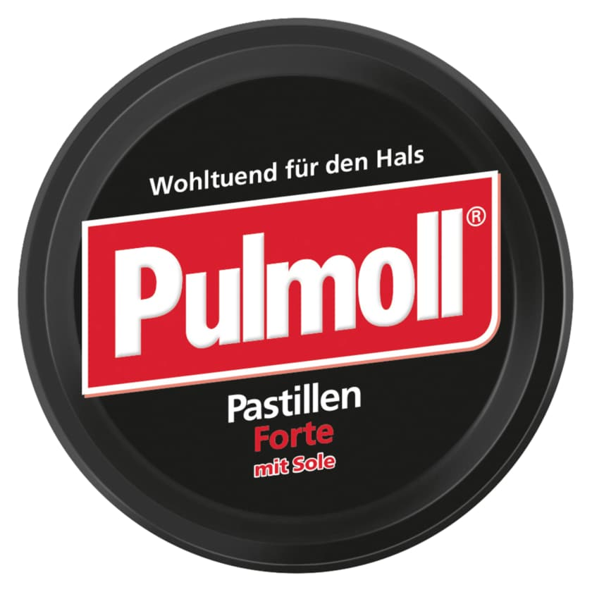Pulmoll Hustenbonbons Forte mit Sole 75g