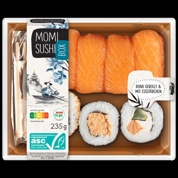 REWE to go Momi Sushi-Box 235g