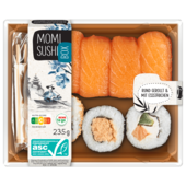 REWE to go Momi Sushi-Box 235g