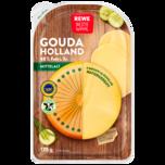 REWE Beste Wahl Gouda Holland Mittelalt Scheiben 175g