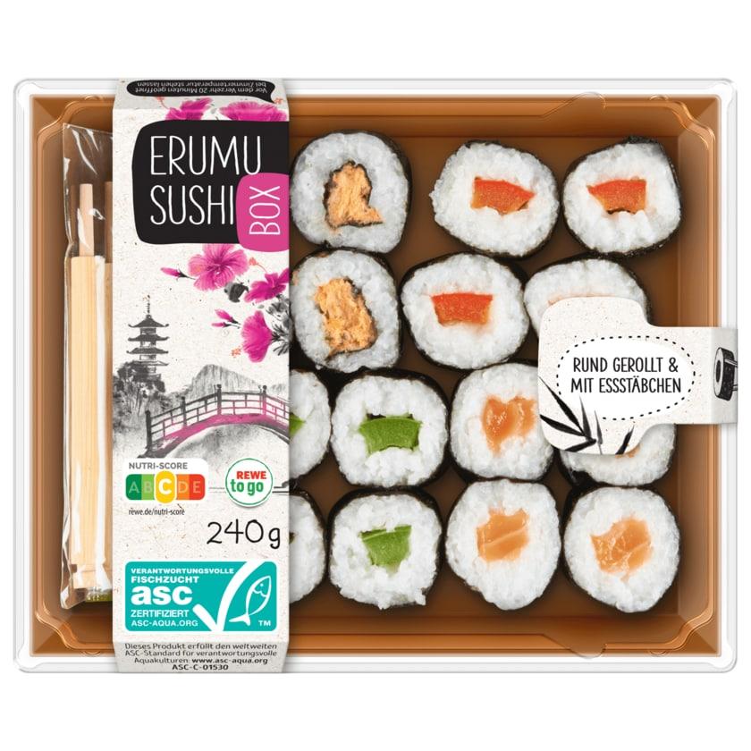 REWE to go Erumu Sushi-Box 240g